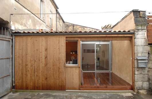 Garage Conversion to Modern Small House