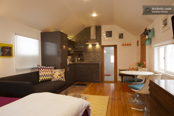 Garage to Studio Conversion in Boulder Colorado