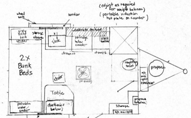 Gary Goldberg S 8x12 Cargo Trailer Tiny House Design