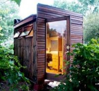 Tiny And Luxurious Backyard Office For Sale