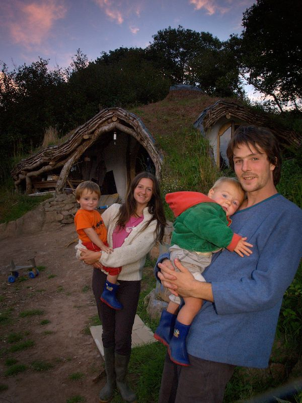 Small Natural Home Construction with Simon Dale