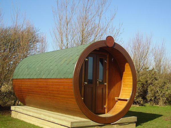 Hobbit House from Microlodge