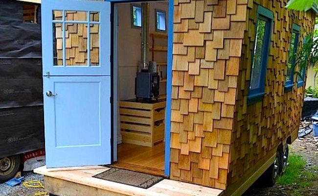 Hornby Island Caravan S Tiny Home Your Next Office Or