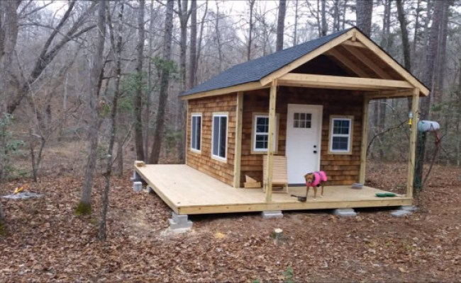 How To Build Your Own Tiny Cabin