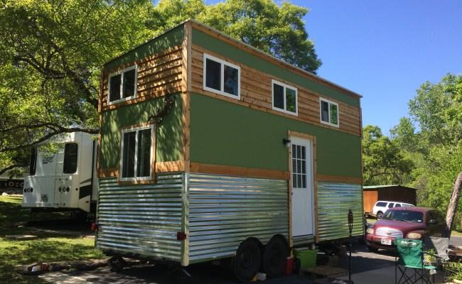 Tiny Home Build In Austin Tx