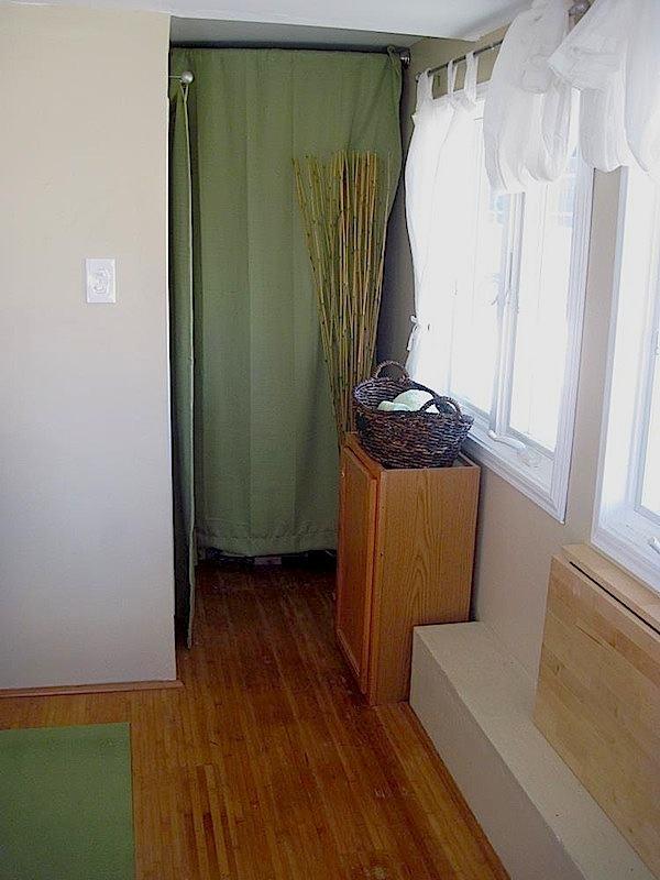 Inside the Northwestern Tiny House