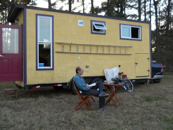 Tiny House Living on the Road: Chronicling Life Aboard