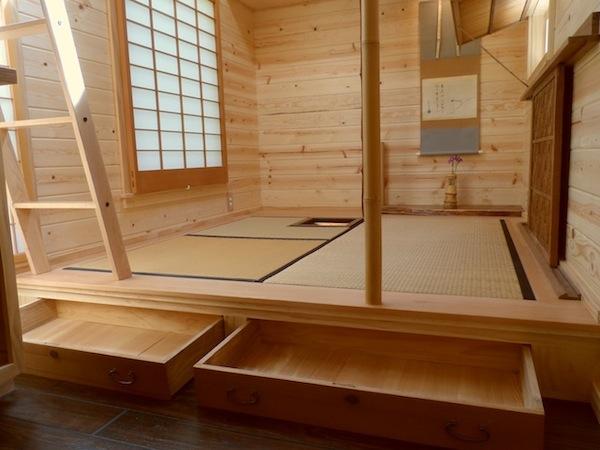 Japanese Meditationstyle Zen Tiny House