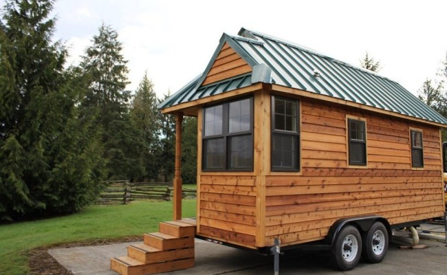 Tumbleweed Tiny House For Sale In Prarieville La