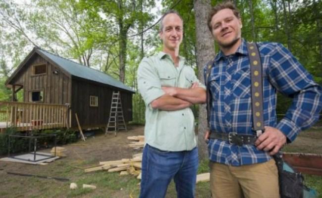 Tiny House Nation Tv Co Host Zack Giffin On Tonight