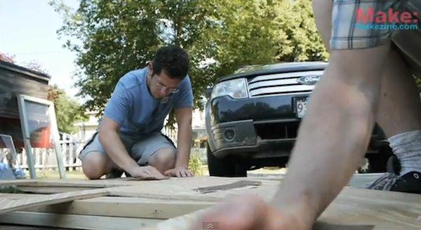 Krunk Bunk Micro Sleeping Loft slash Shelter