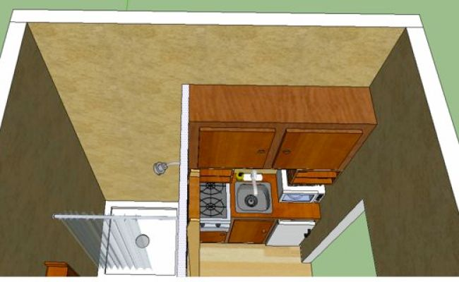 Lamar S 8x8 Tiny House Design