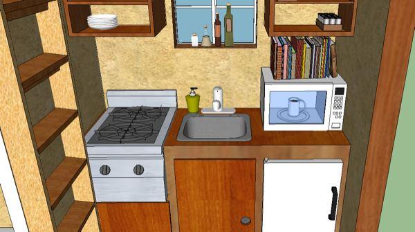 LaMar's 8x8 Tiny House Design (2)