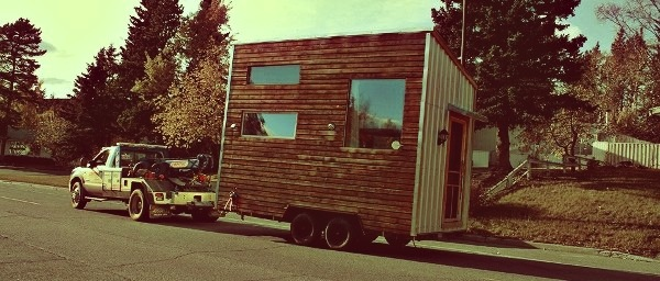 Leafhouse Version 1 Tiny House