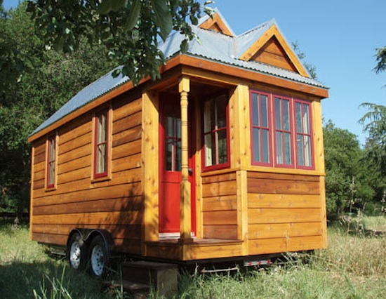 Fencl Tiny House by Jay Shafer of Tumbleweed Houses