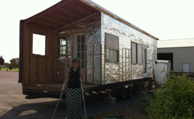 Tips For Tiny House Construction Safety