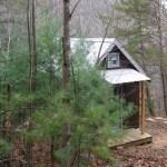 Matt and Laura's Tiny House on a regular Foundation