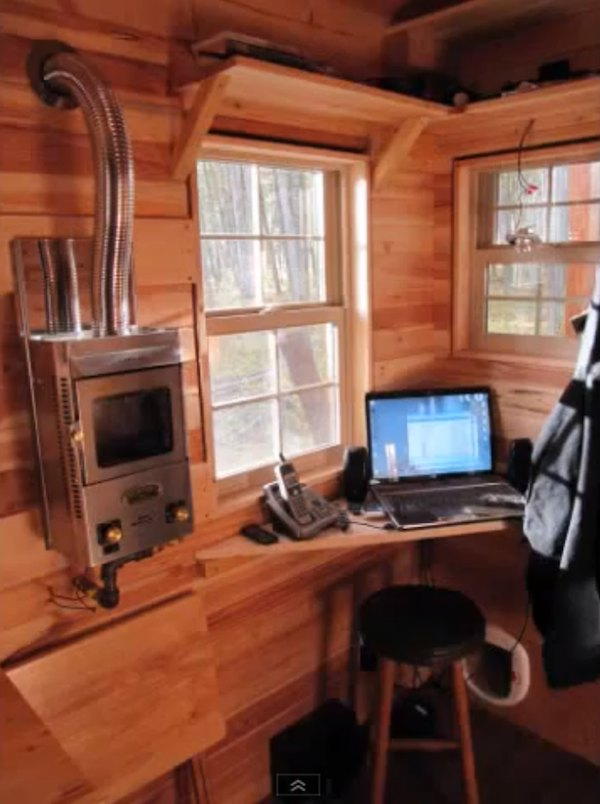 Meg and Joes Tiny House Tour Would you live here