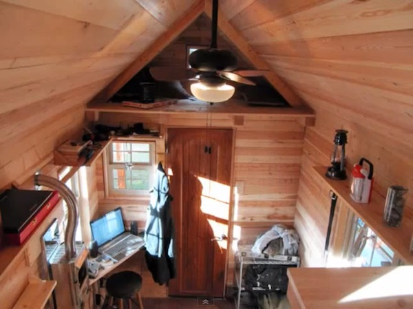 Meg and Joe's Tiny House