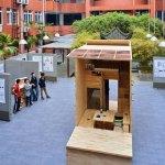 China Student's Tiny House 75 sq ft