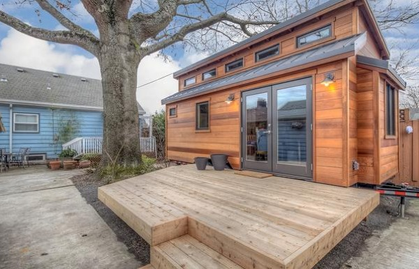 tiny houses portland. Mike Mercer / Terry Iverson Photography For Sustainable Business Oregon Tiny Houses Portland E