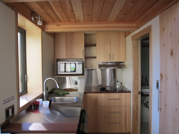 MiniB 300 Sq Ft Passive Tiny House by Joseph Giampietro