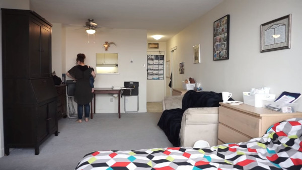 Family Of 5 Living Tiny In A 1 Bedroom Apartment