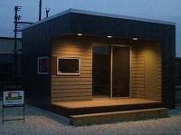 Modern Prefab Backyard Micro Studio by ClearSpace Homes