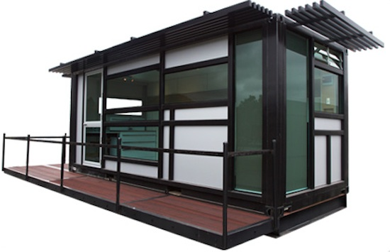 Shipping Container House - Modern - Prefab - One Cool Habitat
