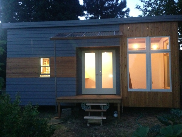 200 Sq Ft Modern Tiny House On Wheels For Sale In
