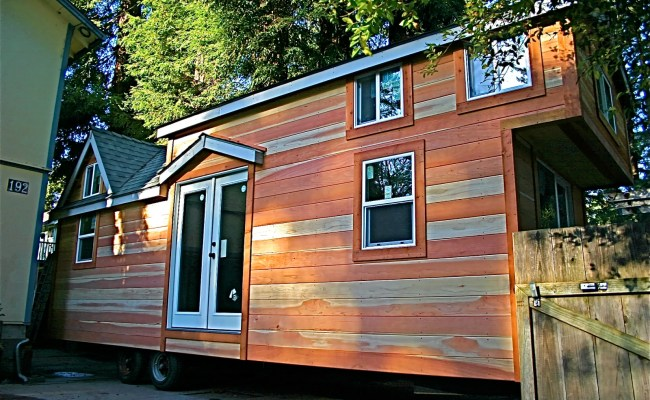 Molecule Builds Another Spacious Tiny Home On A Trailer