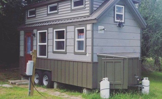 For Sale 250 Sq Ft Tiny House In Oklahoma