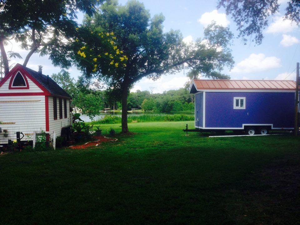Open Tiny Houses In Orlando Fl Tour A Tiny Home