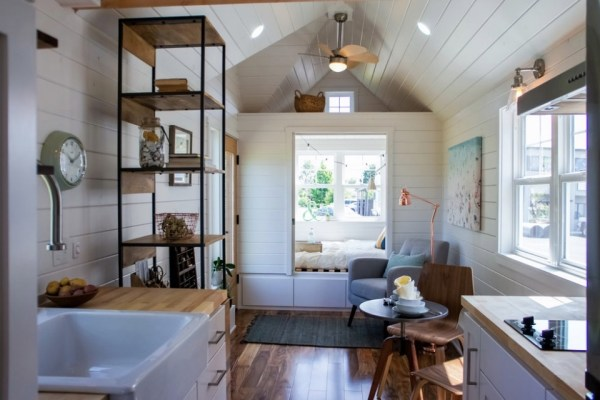 Payette 28' Tiny House For Sale by TruForm Tiny
