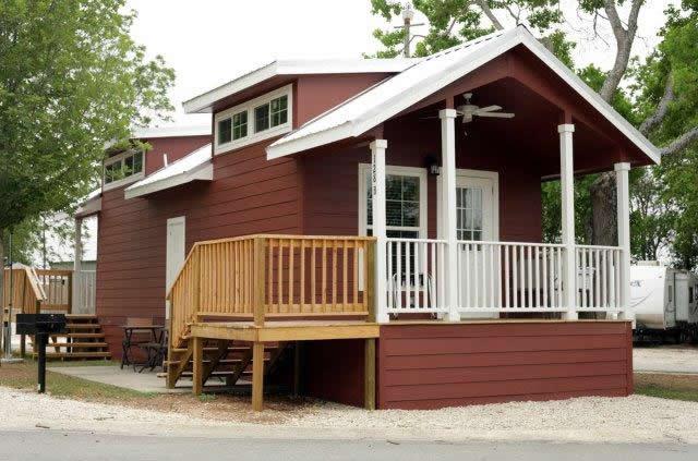 400 Sq Ft Tiny Cabin Duplex