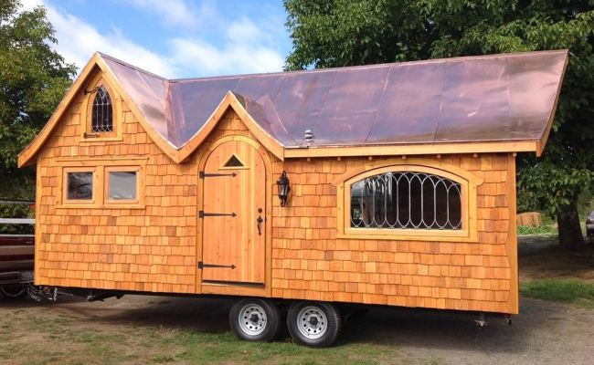 Pinafore Tiny House On Wheels By Zyl Vardos