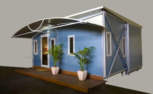 Australian Prefab Container Houses Podd