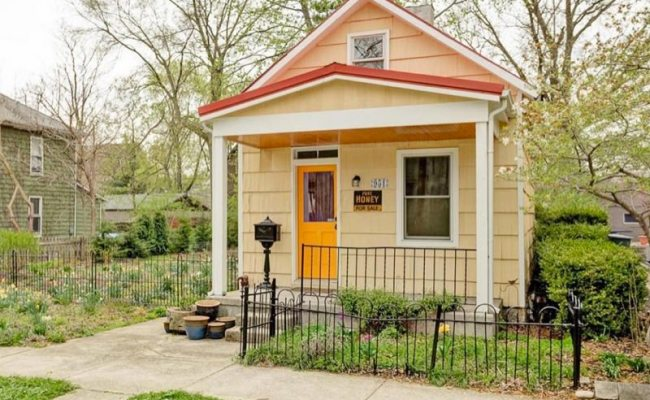 750 Sq Ft Small Cottage In Columbus Ohio