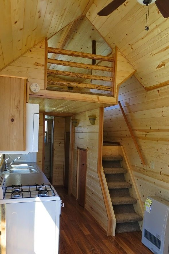 Tiny House Building Standards and Safety Issues