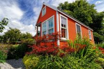 Free Tiny House Plans 160 Sq. Ft. Rolling Bungalow