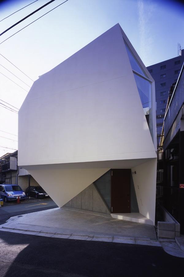 Minimalist & Modern Small Home in Tokyo
