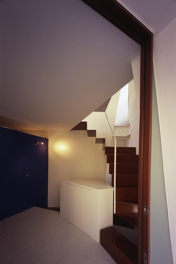 Modern & Minimalist Small House in Tokyo.. Interior