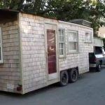 Sage's Gypsy Wagon Tiny House on a Trailer