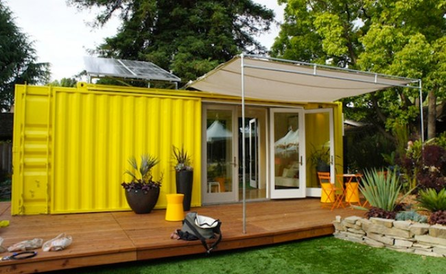 Top 10 Shipping Container Tiny Houses