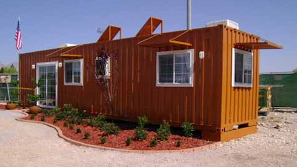 Shipping Container Tiny Home