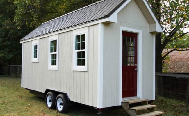 Hands On Tiny House Workshop In Georgia