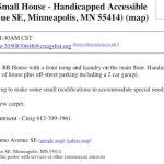 Small House on Craigslist