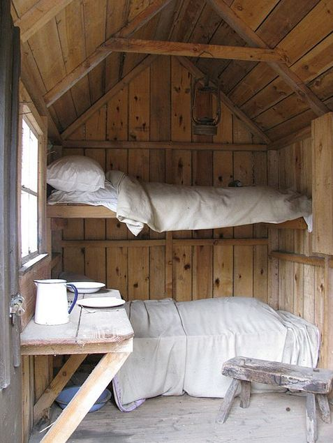 Tiny House Bunk Beds