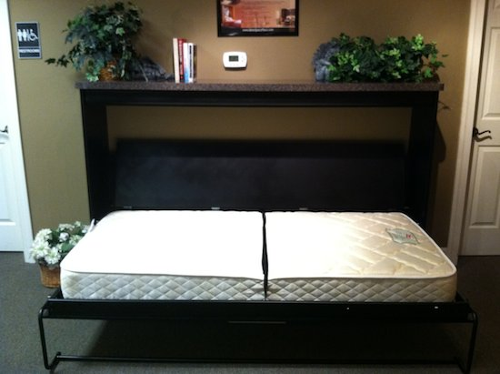Small Space Furniture #19 - Hidden Bed - Murphy Bed Center