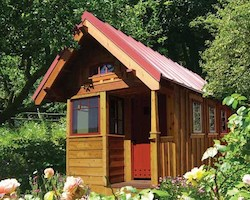 Stamper Box Bungalow Tiny House Design By Jay Shafer